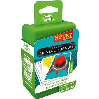 Trivial Pursuit Kaartspel NL