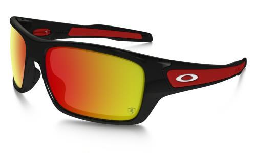 4ce3ca8e445035 Lunettes de soleil Oakley Turbine Scuderia Ferrari Collection Noire et  rouge - Lunettes - Equipements sportifs   fnac