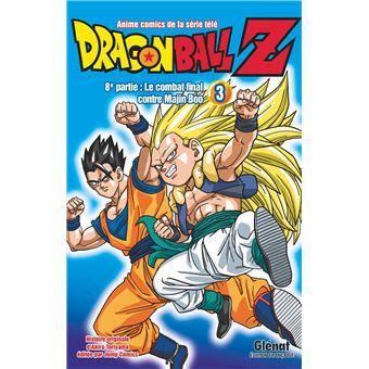 Dragon Ball ZLe combat final contre Majin Boo