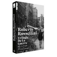 Rossellini La Trilogie de la Guerre DVD