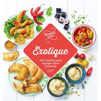 100 recettes exotiques