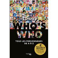 Who's who ? Disney
