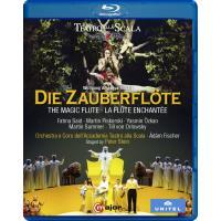 La flûte enchantée Blu-ray