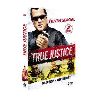 True JusticeCoffret 2 DVD Volume 1