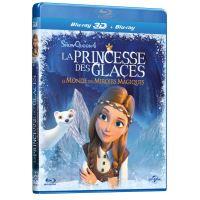 La Princesse des glaces : Le monde des miroirs magiques Blu-ray 3D