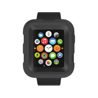 coque griffin survivor tactical pour apple watch 38mm noir accessoire micro achat prix fnac. Black Bedroom Furniture Sets. Home Design Ideas