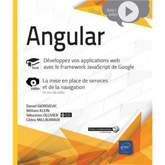 Angular developpez vos applications web avec le framework