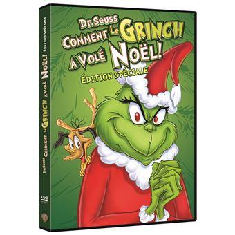 Le GrinchComment le Grinch a volé Noël ? DVD
