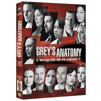 Grey's Anatomy - Coffret intégral de la Saison 7