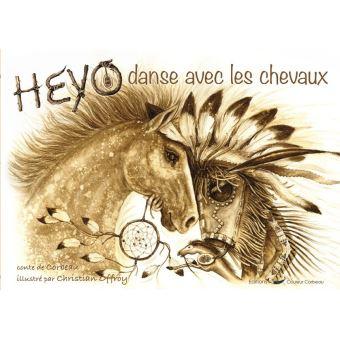 HeyoHeyo danse avec les chevaux
