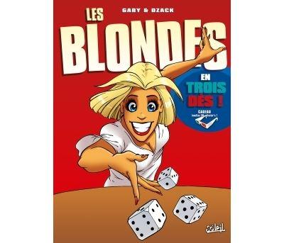 Les Blondes en 3D T4 - Les Blondes en trois dés ! (+ lunettes 3D)