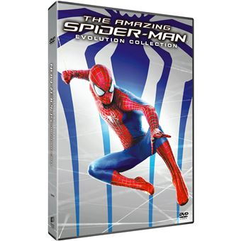 Spider-ManAmazing Spider-Man Legacy DVD