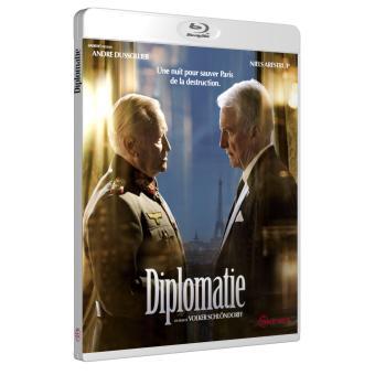 Diplomatie Blu-ray