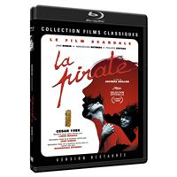 La pirate Blu-ray