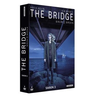 BronThe Bridge Bron Saison 3 Coffret DVD