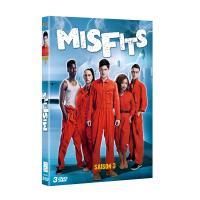 Misfits Saison 3 Coffret DVD