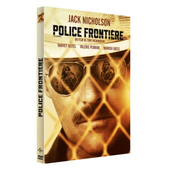 Police frontière DVD