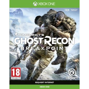 Ghost Recon Breakpoint sur Xbox One