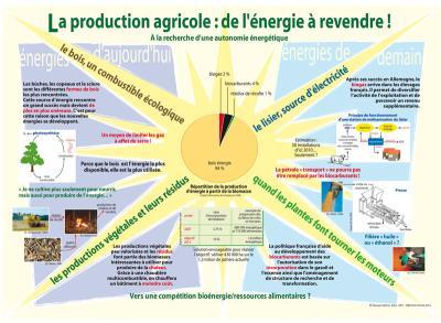Production agricole : de l'energie a revendre (la)