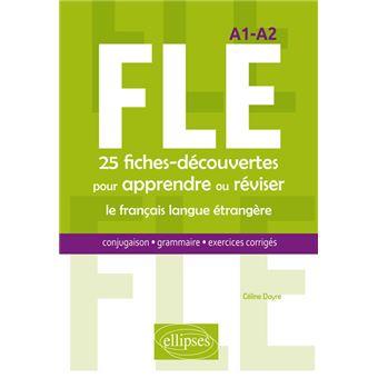 Fle 25 Fiches Decouvertes A1 A2