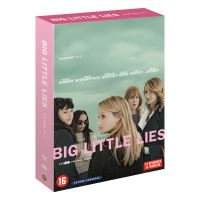 Coffret Big Little Lies Saisons 1 et 2 DVD