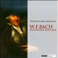 W.F.Bach: Polonaises and Fugues