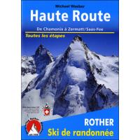 Haute route de Chamonix à Zermatt Saas Fee