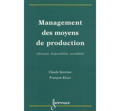Management des moyens de production