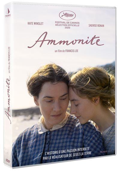 dvd ammonite