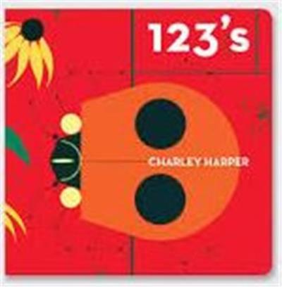 Charley harper 123's skinny