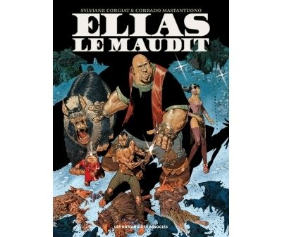 Elias le maudit - integrale