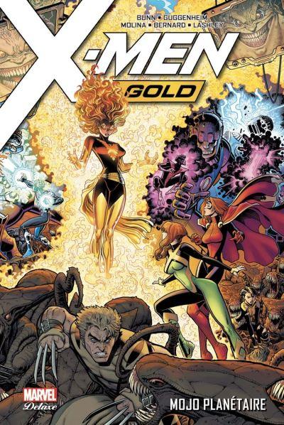 X-Men Gold (2017) T02 - Mojo planétaire - 9782809492927 - 21,99 €