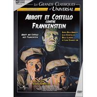 Abbott et Costello contre Frankenstein