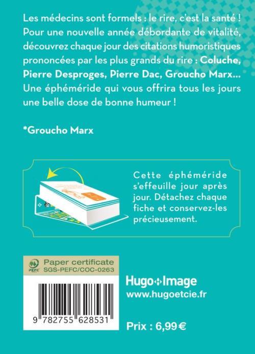 Une Citation D Humour Par Jour 2017 Cartonne Collectif Achat