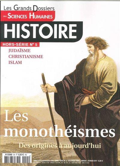 Les monothéismes