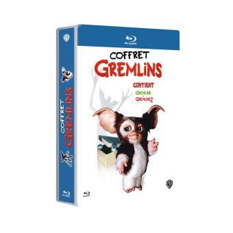 Coffret Gremlins 2 films Blu-ray