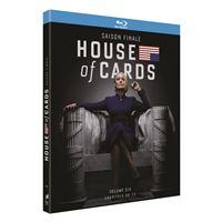 House of Cards Saison 6 Blu-ray
