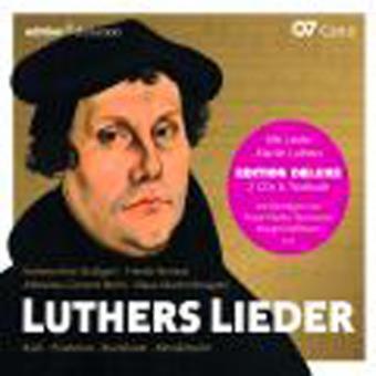 LIEDER LUTHERIENS/2CD
