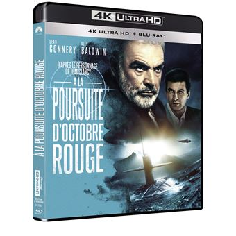 A la poursuite d octobre rouge/inclus bluray