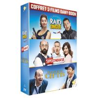 Coffret Boon DVD