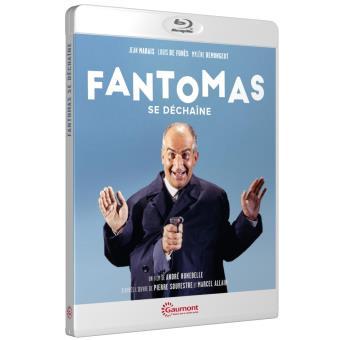 FANTOMAS SE DECHAINE-BLURAY-FR