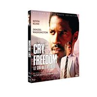 Cry Freedom, le cri de la liberté Blu-ray