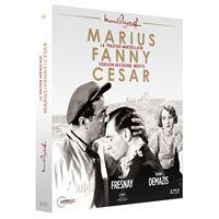 Trilogie de Pagnol : Marius, Fanny, César - Blu-ray