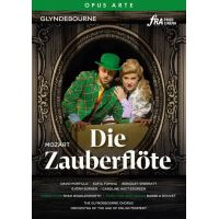 La Flûte Enchantée Glyndebourne DVD