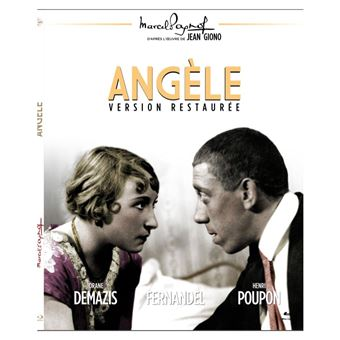Angèle Blu-ray