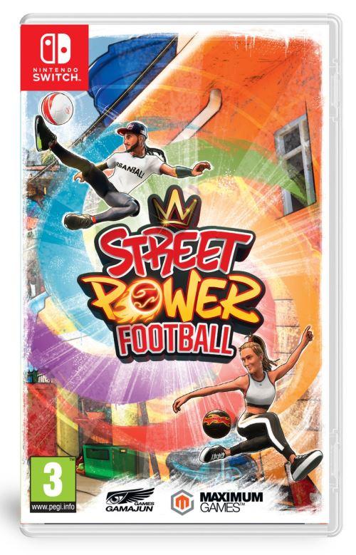 Street Power Football Nintendo Switch