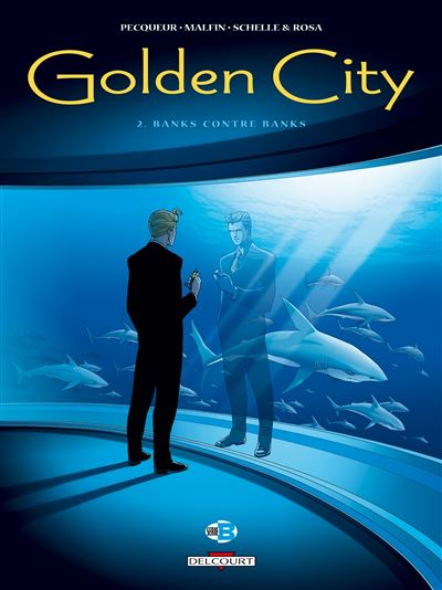 Golden city t02 banks contre banks