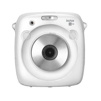 Appareil photo instantané Fujifilm Square SQ10 Blanc - Appareil ... c20e3877352b