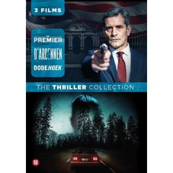 BELGIUM THRILLER COLLECTION - TRIPLE PACK 2017-NL