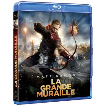 La Grande Muraille Blu-ray